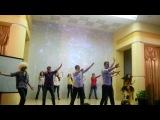 Танец в стиле диско